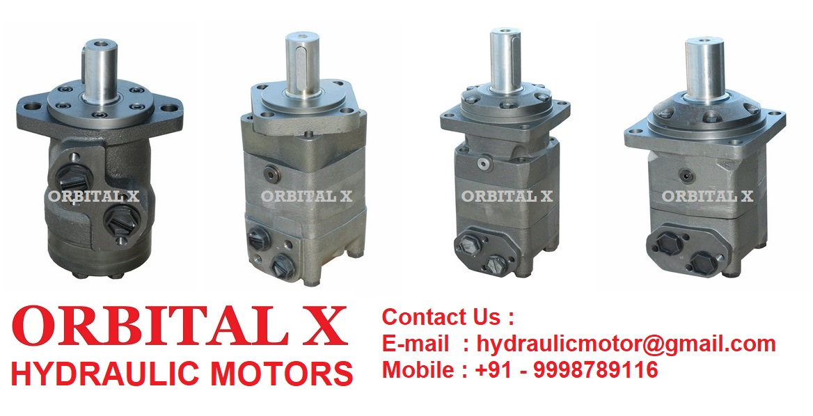Danfoss Orbital X hydraulic Motor manufacturers in india