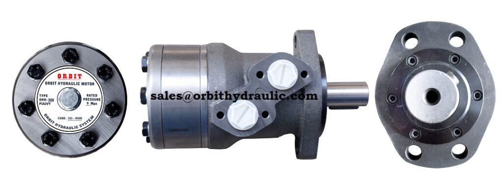 Danfoss OMH Hydraulic Motor India